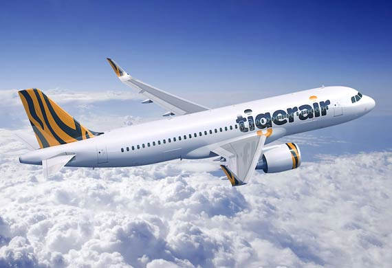 Tigerair partners with Singapore Tourism Board to celebrate Singapore's Golden Jubilee