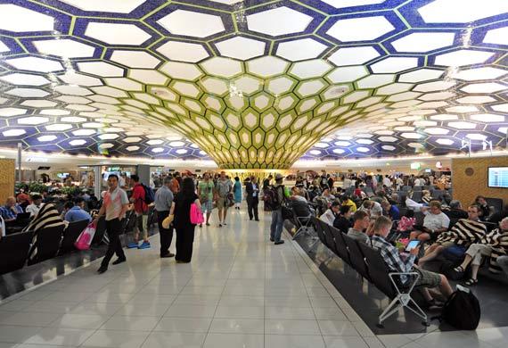 Passenger traffic surges 17.2% at Abu Dhabi International Airport