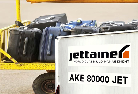 Jettainer guarantees sufficient number of ULDs during high season