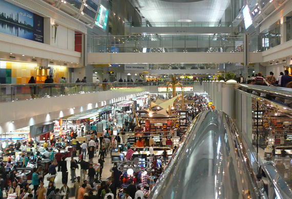Dubai International traffic reaches 5.9 million passengers