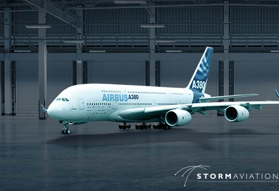 Storm Aviation launches Airbus A380 training for MRO staff