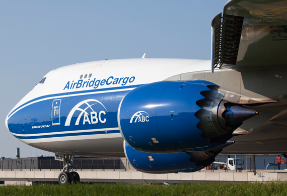 AirBridgeCargo reports 17% growth in tonnage