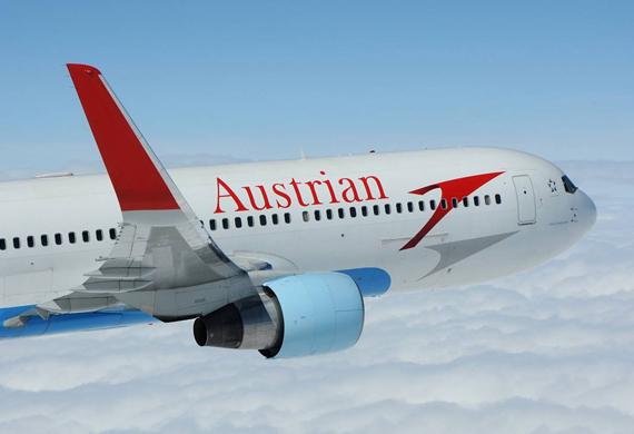 Austrian Airlines removes Dubai as a flight destination