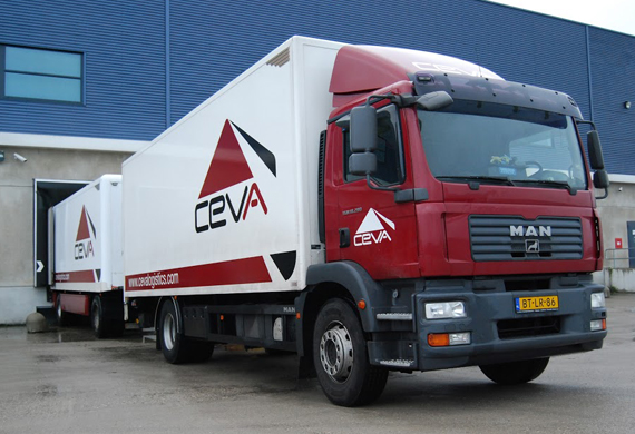 CEVA opens industrial spare parts distribution center in Born