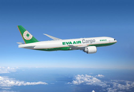 Boeing, EVA Air finalize order for Five 777 freighters
