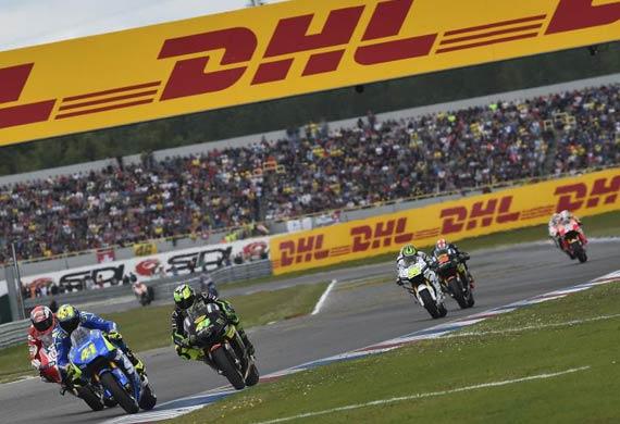 MotoGP signs Official Logistics Partner deal with DHL