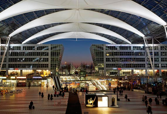 Munich Airport sets records in first half of 2015