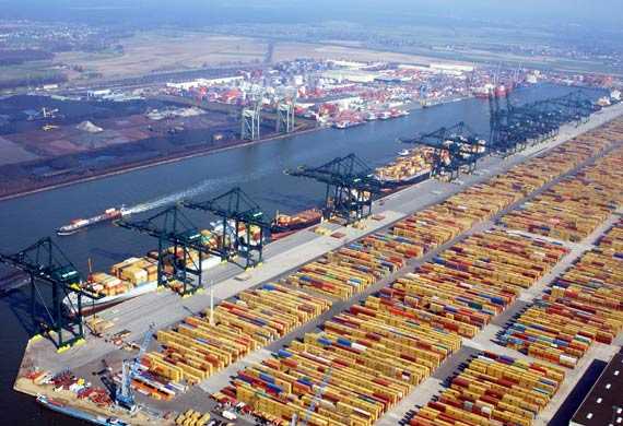 Port of Antwerp experiences strong half year