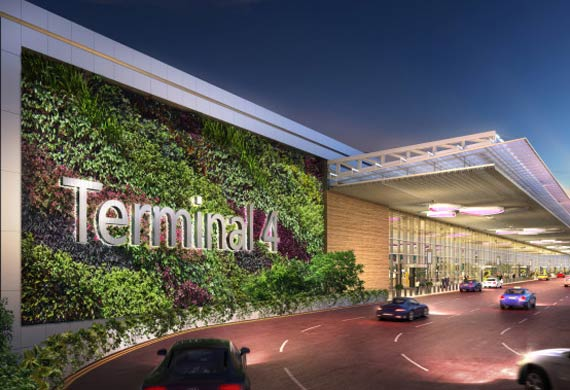 Singapore's Changi Airport signs up five new airlines for T4