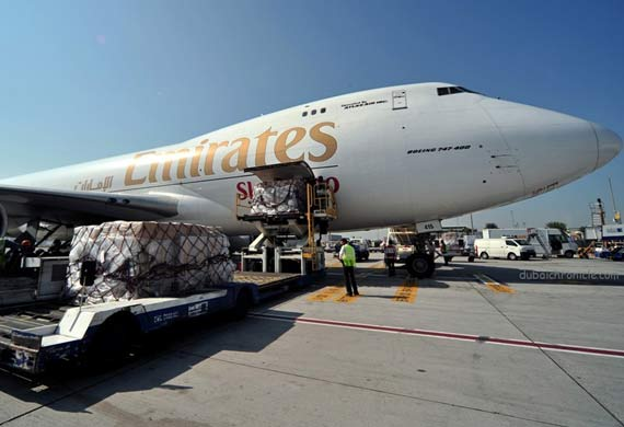 Emirates Sky Cargo to establish second trade line with Iran
