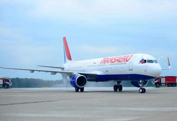 Airbus welcomes Transaero as a new operator