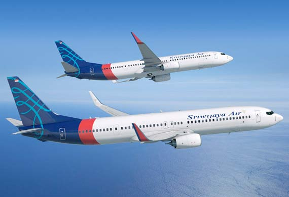 Boeing, Sriwijaya Air celebrate delivery of Next-Generation 737-900ERs