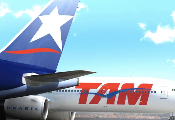 LATAM Airlines converts tonnes into travel credits