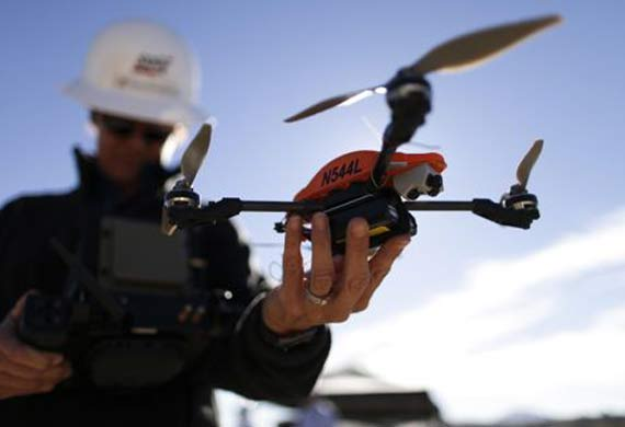 Pilot unmanned aircraft reports much higher in 2015