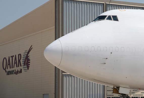 New B747 freighter joins Qatar Airways Cargo