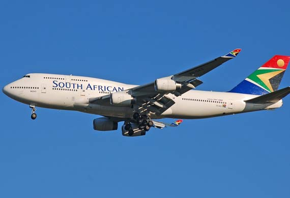 South African Airways seals code-share pact with Jet Airways