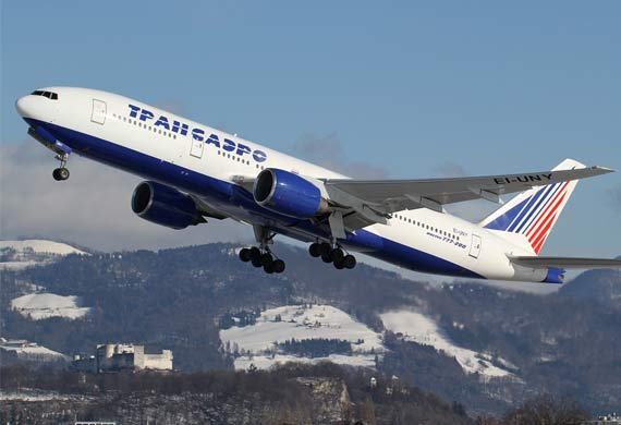 Transaero Airlines continues to renew aircraft fleet