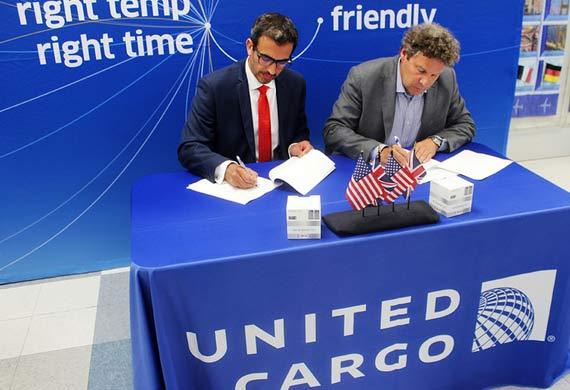 United Cargo signs pharma container rental deal with va-Q-tec