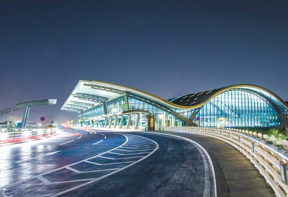 HIA caters to 28 million passengers in its first year of operations
