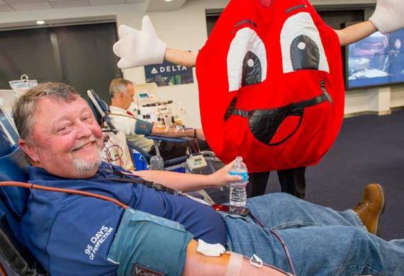 Delta, Red Cross partner to support typhoon relief