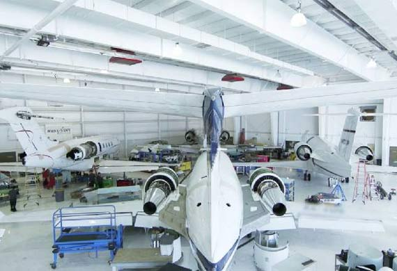 West Star Aviation to open new facility in Chattanooga