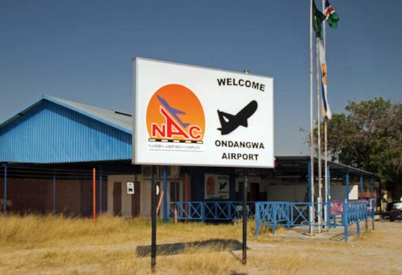 Ondangwa Airport completes expansion