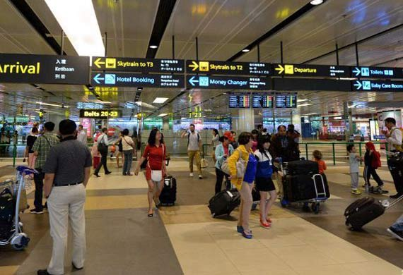 Changi Airport records busiest month in 2015