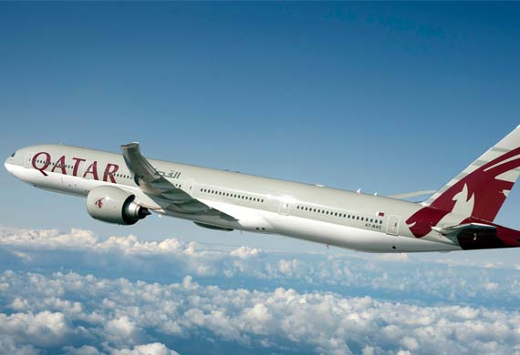 Qatar Airways continues expansion in Africa and India