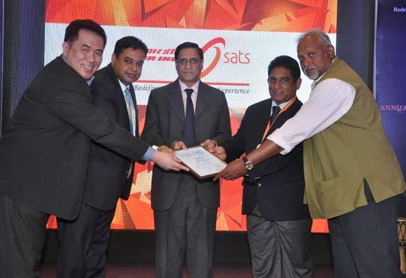 AISATS BLR Air Freight Terminal has been re-certified with TAPA FSR 2014 Class A Certification