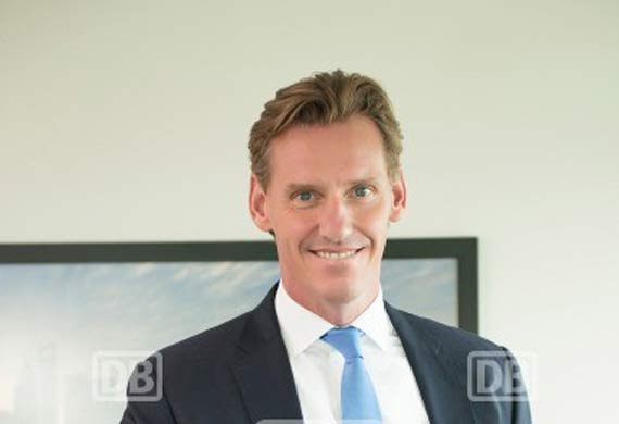Jochen Thewes appointed as CEO of Schenker AG
