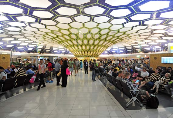 Abu Dhabi Airport reports 7% growth in freight traffic