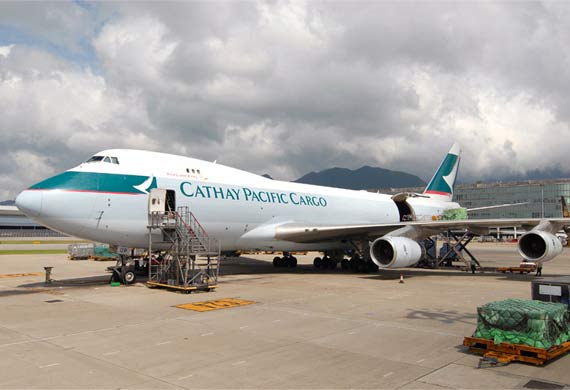 Cathay and Emirates expanding Rickenbacker service