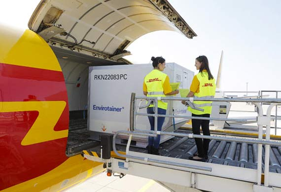 DHL opens healthcare competency center in Germany