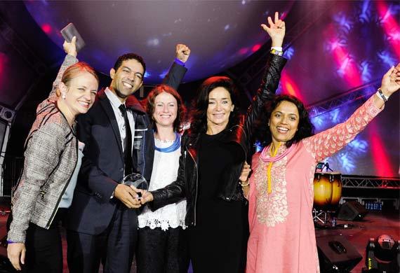 DXB wins World Routes Marketing Award 2015