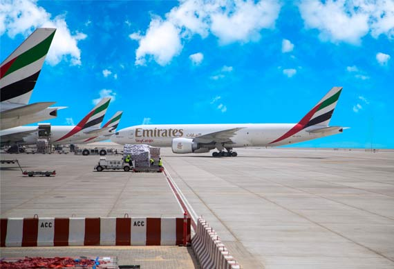 Emirates welcomes newest Boeing 777 Freighter