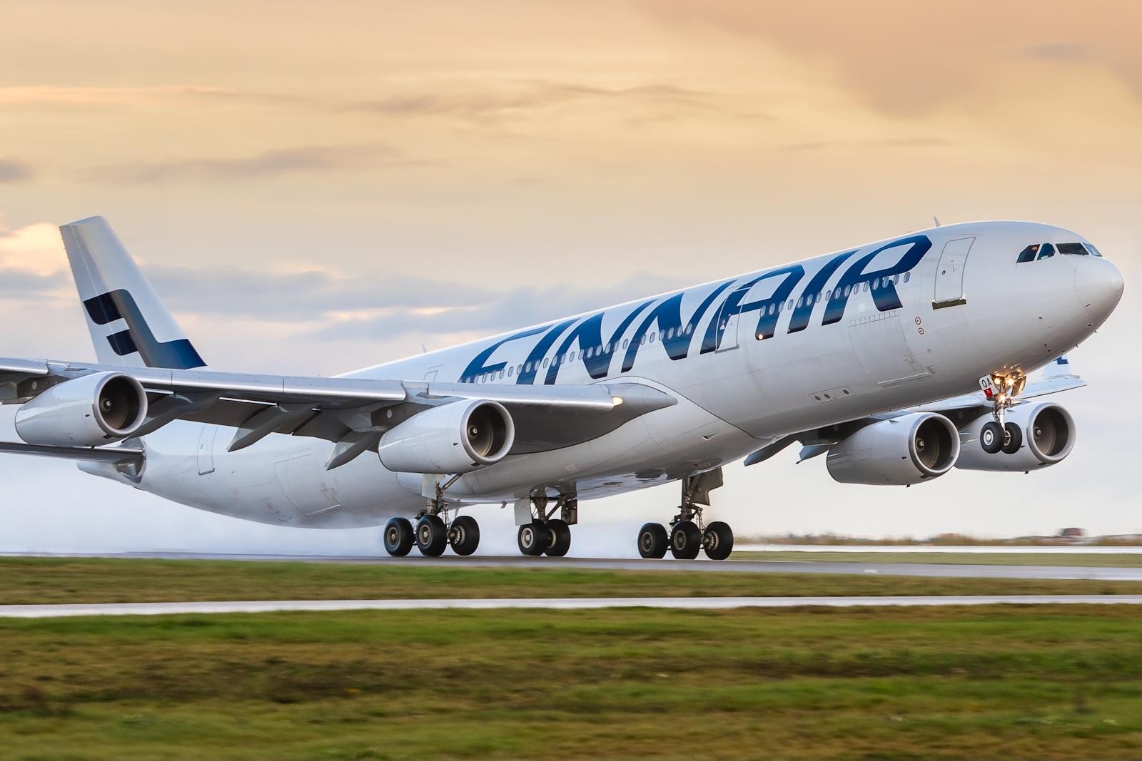 Finnair adds cargo capacity on the Helsinki-London route
