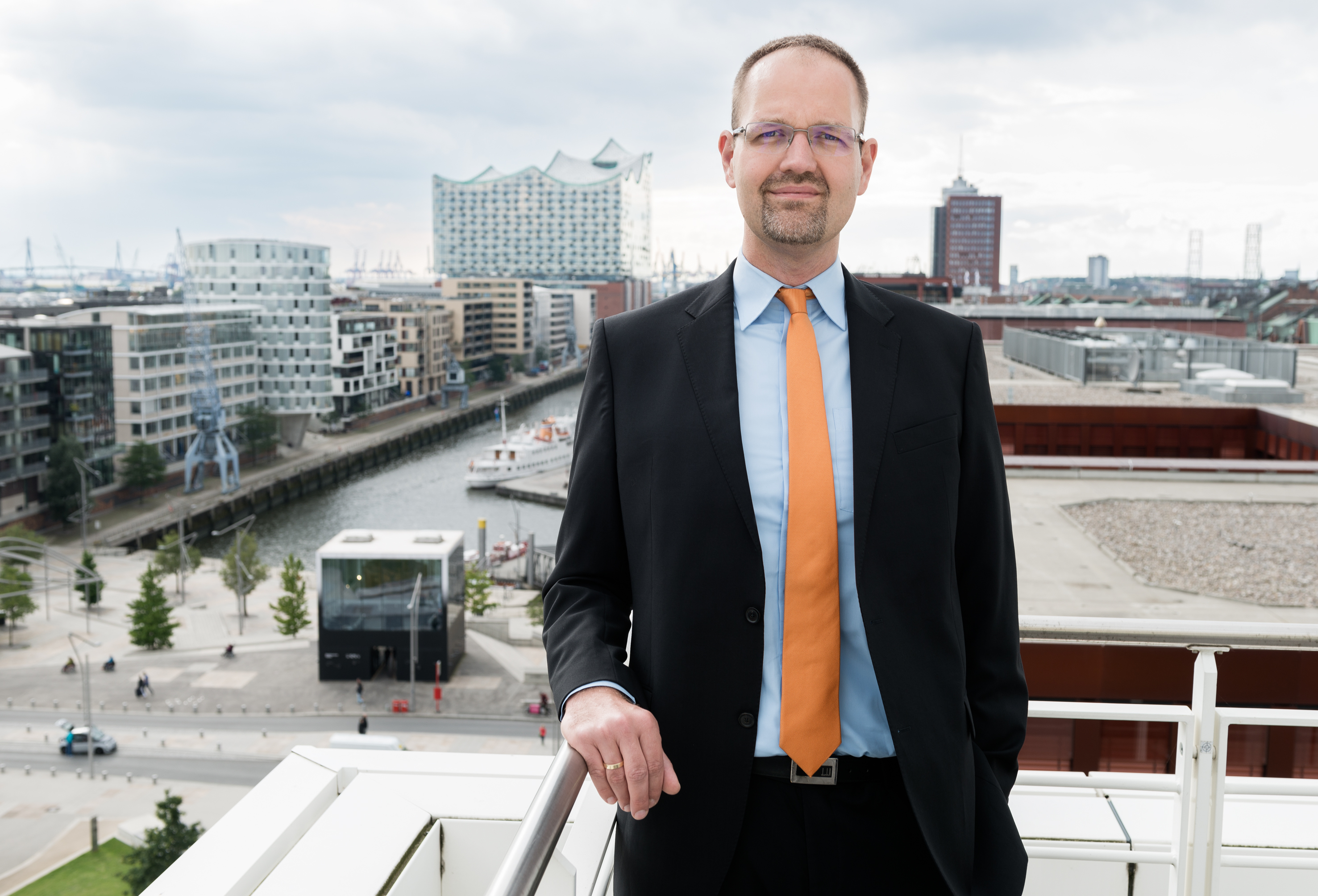 Marco Neelsen to succeed Heinrich Ahlers at Buss Logistics