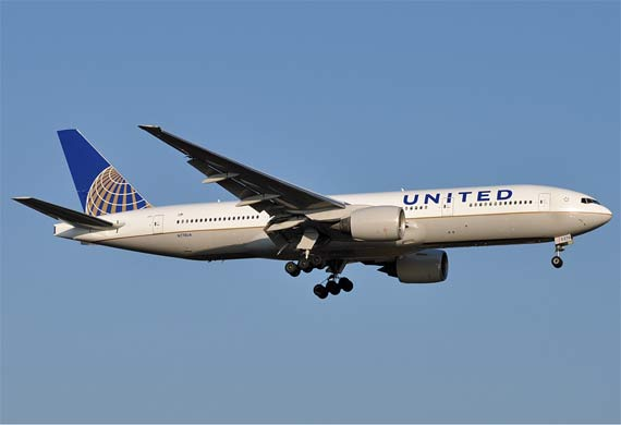 United Airlines to launch 787 service to Xi'an, China
