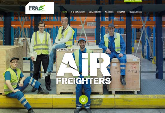 Air Cargo Community Frankfurt presents new website