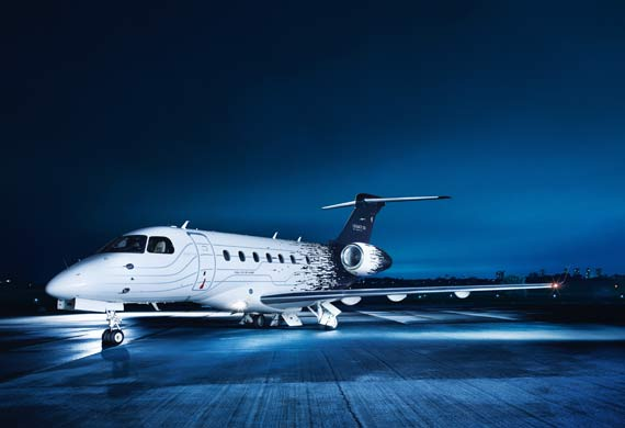 Embraer Executive Jets expands sales network in Europe