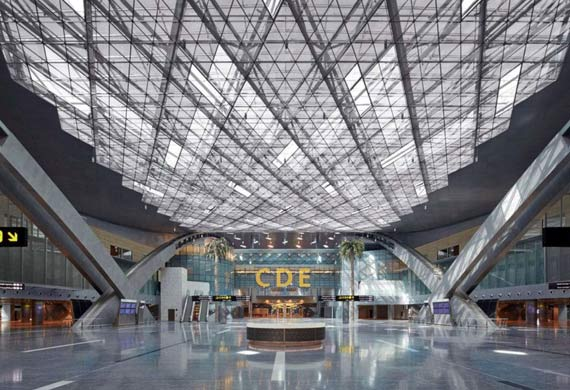 HIA ranked 6th best airport in the world