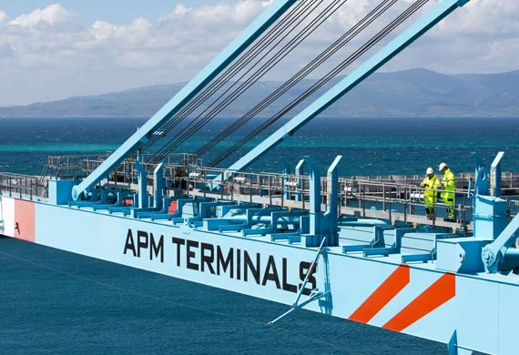 APM Terminals signs agreement to acquire Grup Maritim TCB