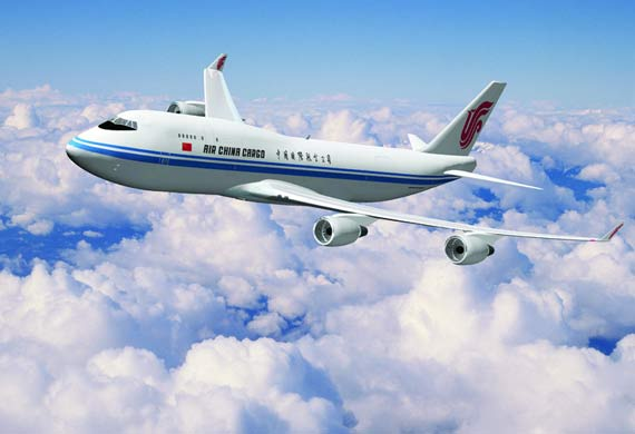Steady growth for Air China Cargo
