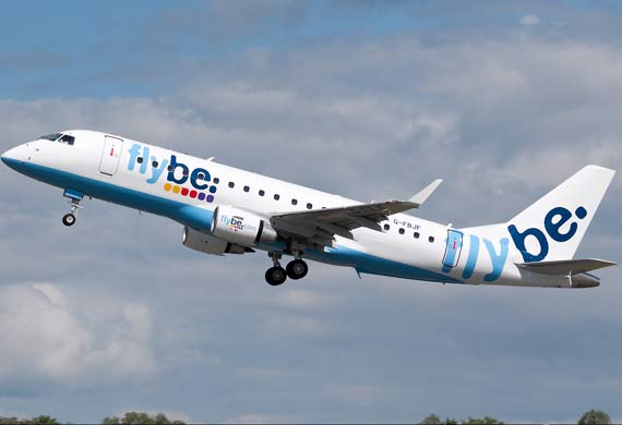 Flybe doubles direct flights to Cardiff from Cork Airport