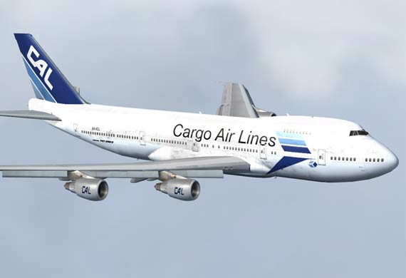 CAL Cargo takes off to Atlanta