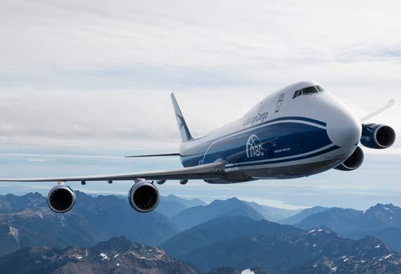 AirBridgeCargo debuts in Singapore