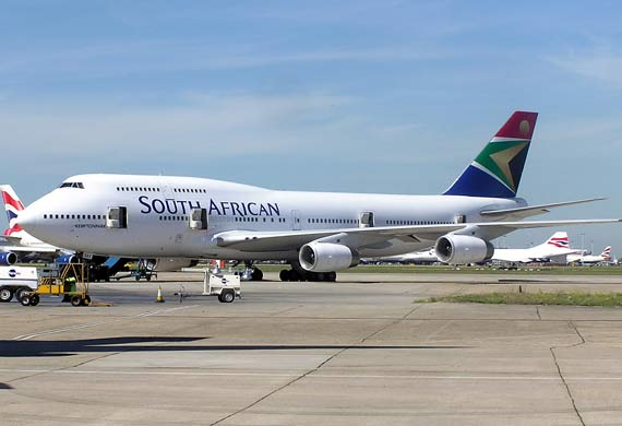 SAA announces code share agreement with Air China