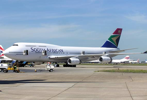 South African Airways launches route between Ghana and Washington