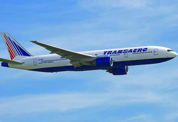 Aeroflot steps in with Transaero takeover