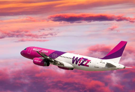Wizz Air firms up order for 110 A321neo aircraft